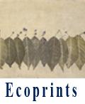 Icons ecoprints